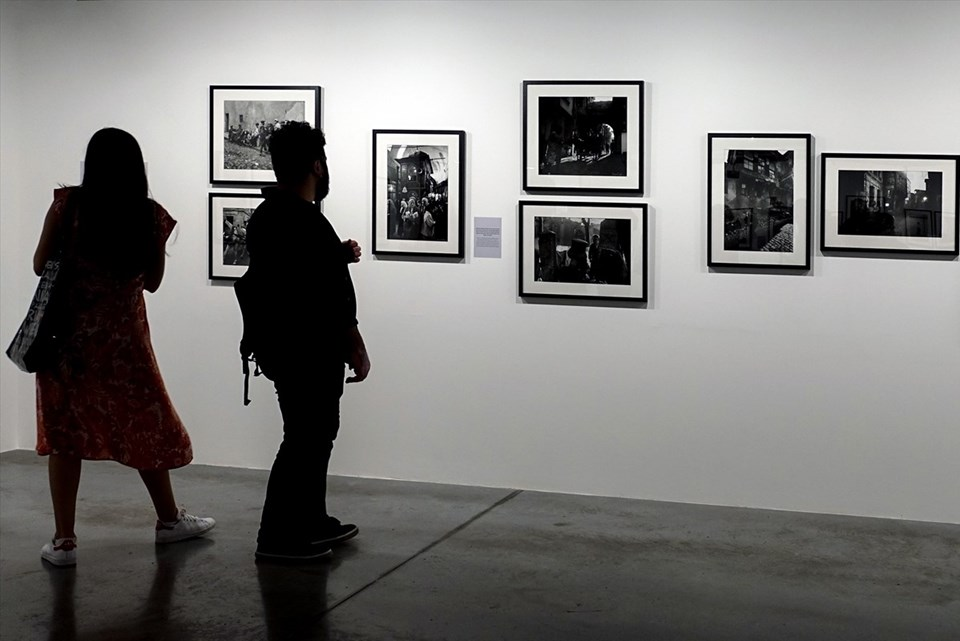 Ara Güler'in İzinde İstanbul sergisi 17 Kasım'a kadar görülebilir