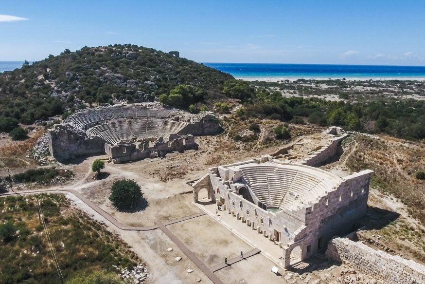 Patara Antik Kenti Fethiye-Kalkan
