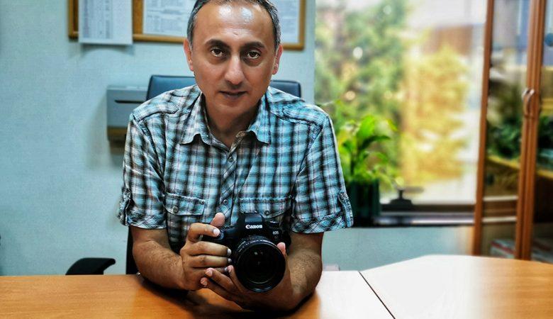 Fotoğrafçı Metin Sel ile söyleşi
