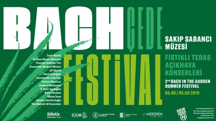 Bachçede Yaz Festivali, klasik müzik severlerle buluşmaya hazırlanıyor.