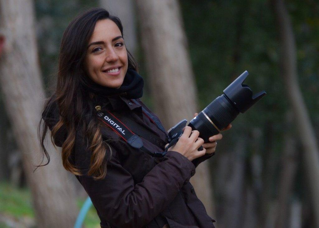 Haftanın fotoğraf albümü : Burcu Önal Yürüyen