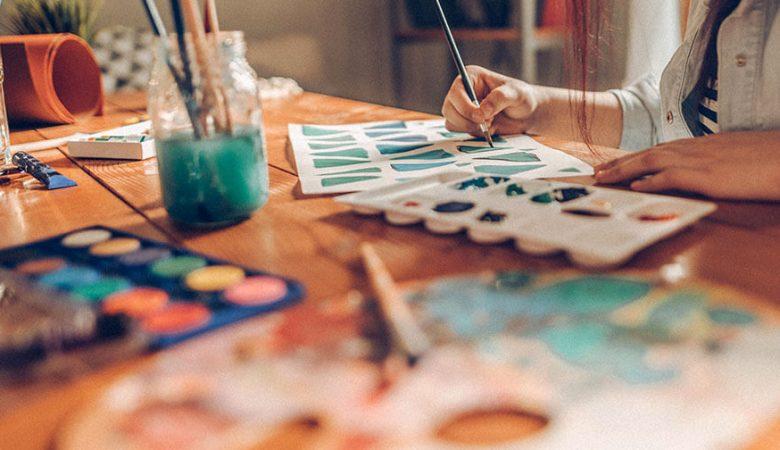 Krank Art Gallery'de Çocuk Atölyeleri Başlıyor