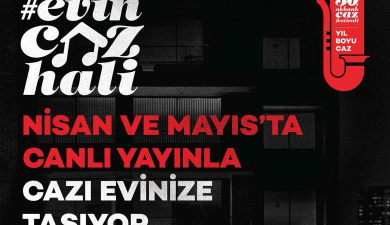 ''Evin Caz Hali'' Dinleyicilerini Instagram Hesabında Ağırlıyor