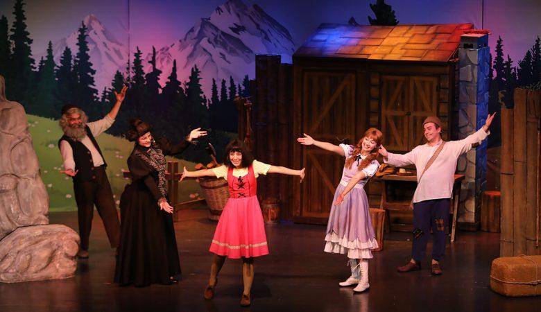 ETİ Çocuk Tiyatrosu'ndan Çocuklara Sürpriz!