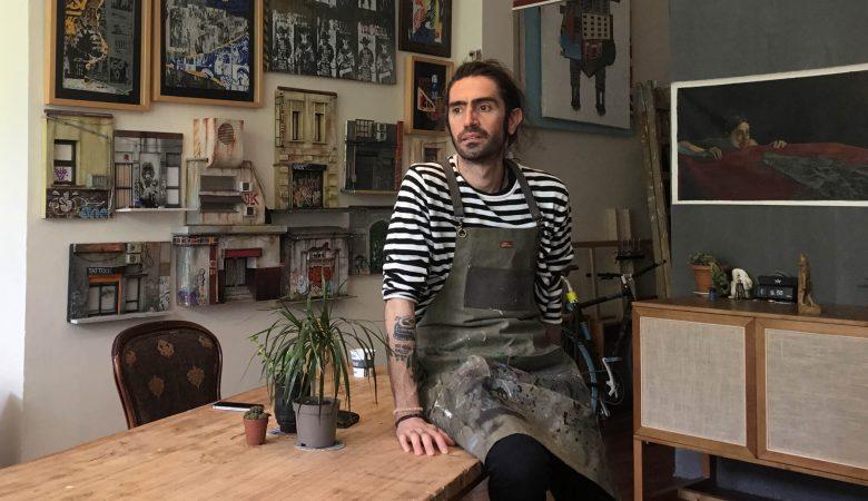 Diorama Sanatçısı Alper Bıçaklıoğlu İle Harika Bir Söyleşi