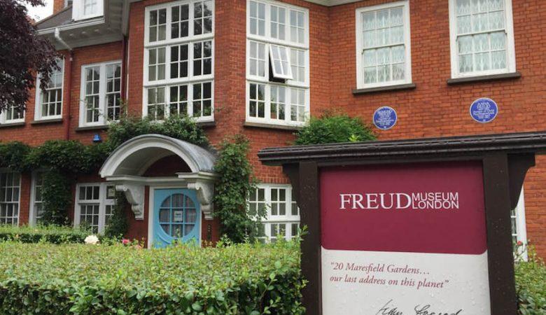 Freud'un Londra'daki evi çevrimiçi ziyarete açıldı