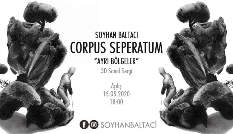 """Soyhan Baltacı'nın İlk 3D Online Sergisi """"Corpus Separatum"""""""
