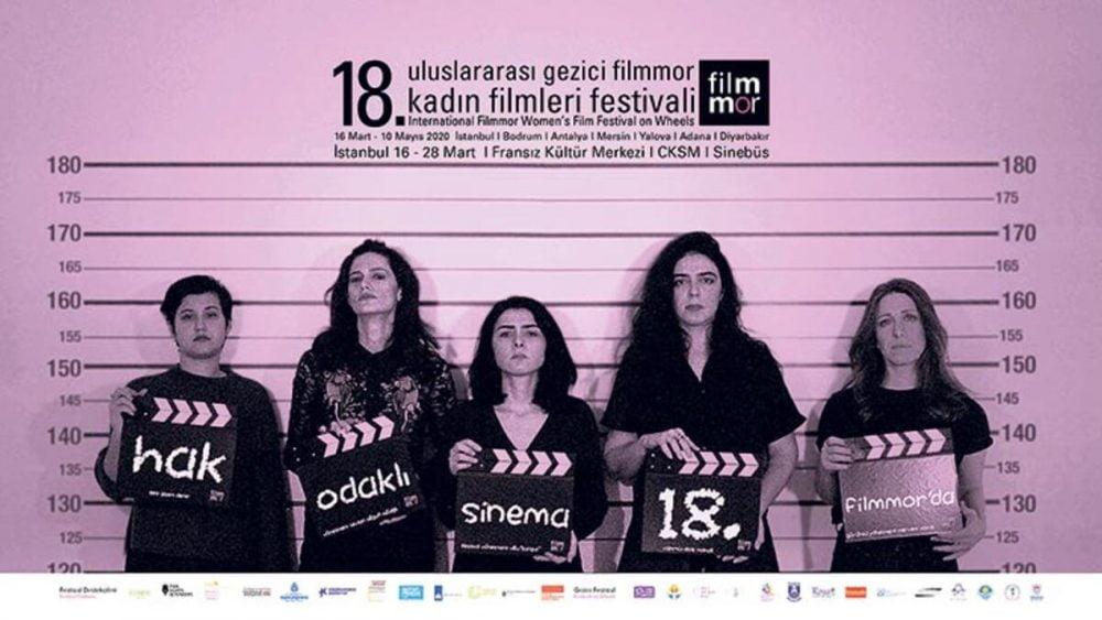 18. Uluslararası Filmmor Kadın Filmleri Festivali Online Gösterilecek