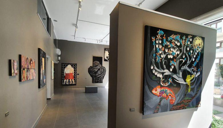 Gallery 11.17'den İlk Yaz Sergisi