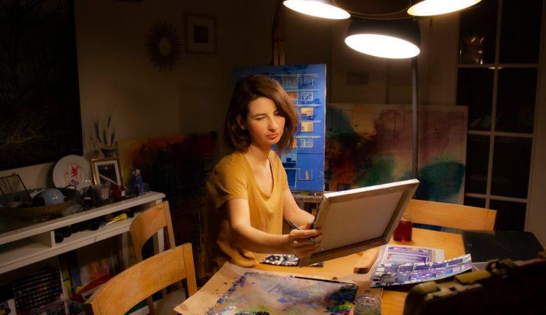 """Setenay Alpsoy """"The Trinity Buoy Wharf Drawing Prize"""" Listesinde"""