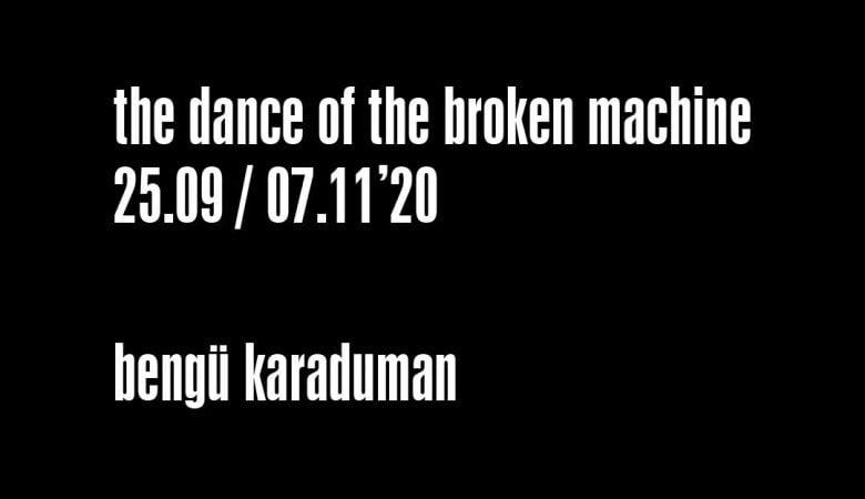 """Martch Art Project """"the dance of the broken machine"""" İle Sezonu Açıyor"""
