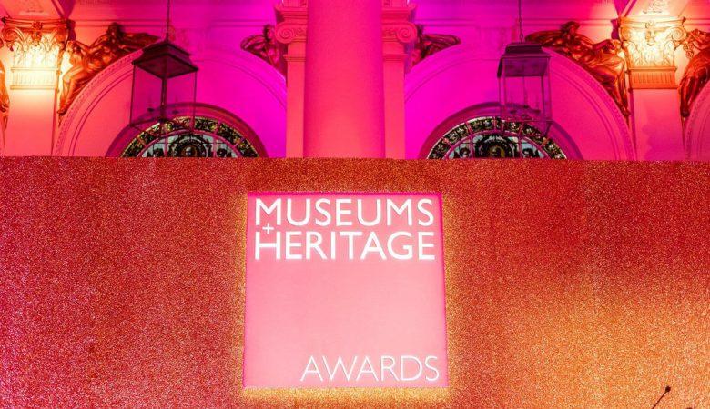 """""""18th Museums + Heritage Awards"""" Yılın Uluslararası Projesi > £1m Ödülünün Sahibi OMM Oldu!"""