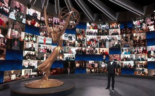 72. Emmy Ödülleri Dijital Ortamda Sahiplerini Buldu