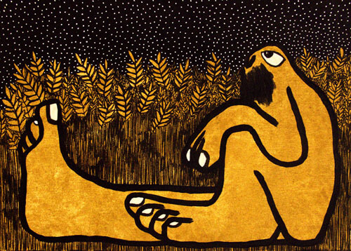 Doğukan Çiğdem'den Varoluşa Dair Bir Sergi: Taş, Hayvan, İnsan