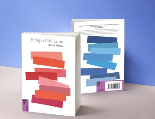 """Josef Albers """"Renkler Üzerine"""" Kitabı Çıktı"""