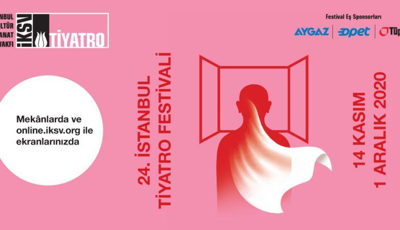 24. İstanbul Tiyatro Festivali Programı Açıklandı!