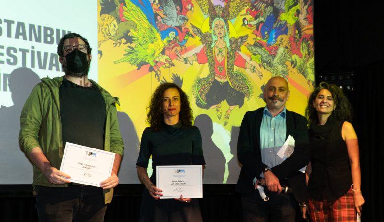 39. İstanbul Film Festivali Yarışması Sonuçlandı