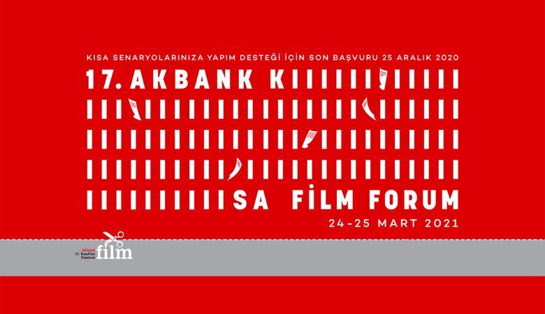 Akbank Kısa Film Festivali Senaryolarınızı Bekliyor!
