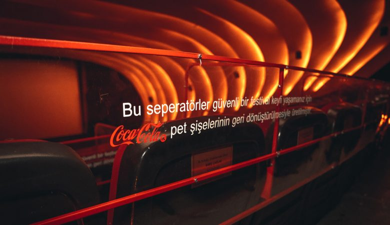 Coca-Cola Türkiye'den İKSV'ye Geri Dönüşüm Desteği
