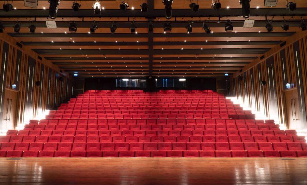 Bilkent Sahne AST Perdelerini Açıyor!