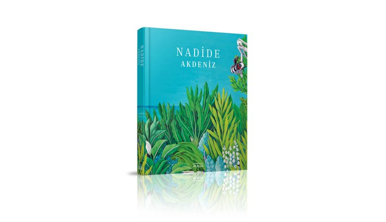 Nadide Akdeniz'in Sanatçı Kitabı Yayınlandı