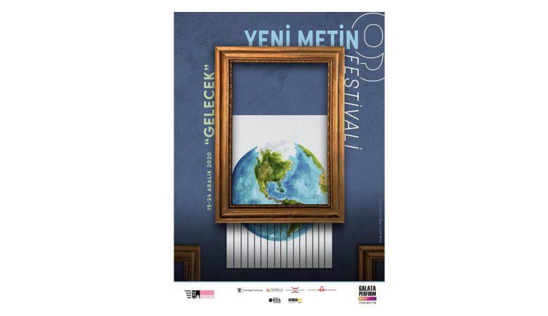 Yeni Metin Festivali 9 Çevrimiçi Başladı!