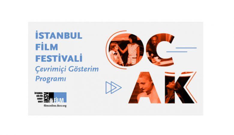 İstanbul Film Festivali'nin Dopdolu Çevrimiçi Gösterim Programı 1 Ocak 2021'de Başlıyor