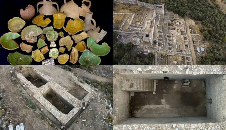 Metropolis Antik Kenti Kazı Çalışmalarında Birbiriyle Bağlantılı Dört Sarnıç Bulundu