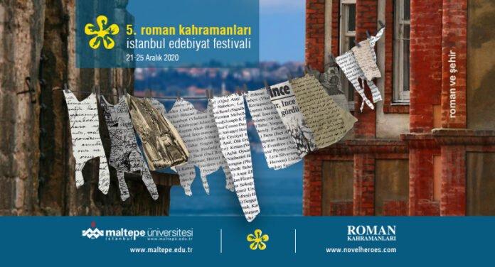Roman Kahramanları İstanbul Edebiyat Festivali Başlıyor!
