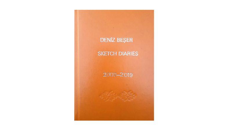 Deniz Beşer'in Sınırlı Sayıda Hazırladığı İlk Sanatçı Kitabı Çıktı
