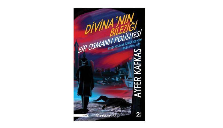 Kristal Kelepçe Yılın Polisiye Romanı Ödülü, Ayfer Kafkas İmzalı Divina'nın Bileziği Oldu