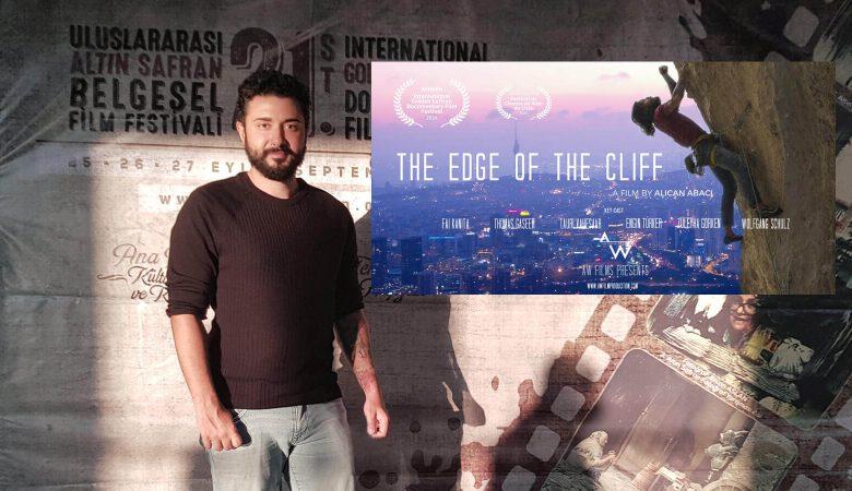 Alican Ve Uzun Metraj Belgesel Filmi The Edge of the Cliff'den Haber Var!