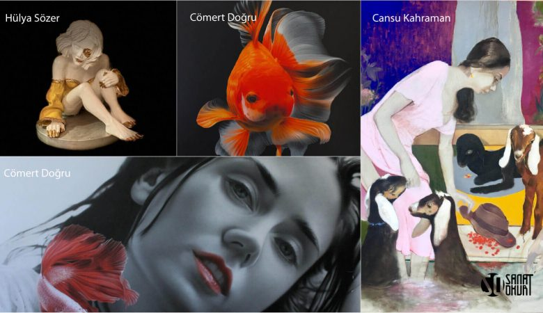 """""""I Have A Dream – Bir Hayalim Var"""" Grup Sergisi Artopol Gallery'de Başlıyor!"""