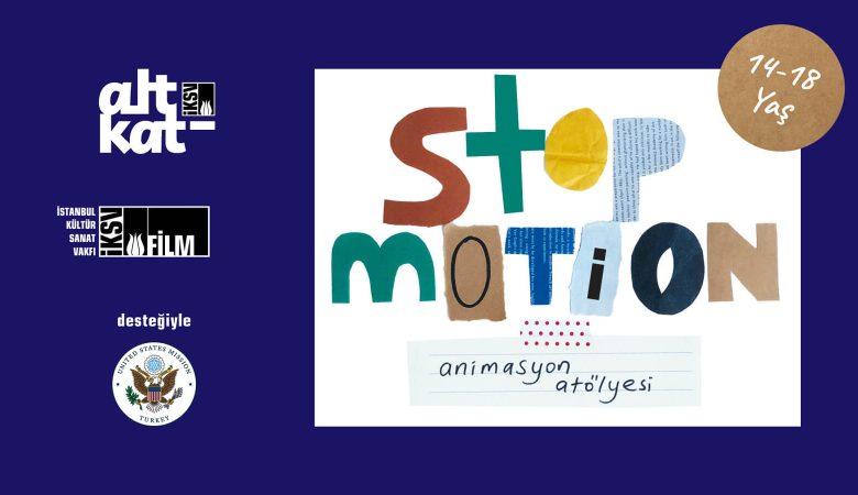 Gençler İçin Stop-Motion Animasyon Atölyesi Filmleri Yayında