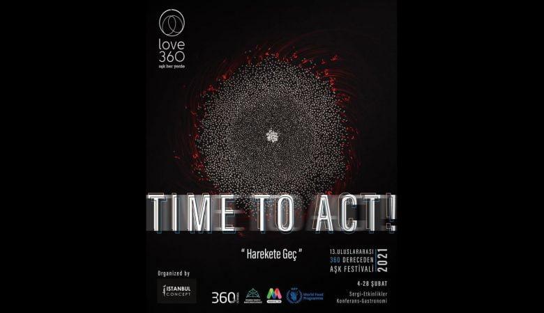 360 Dereceden Aşk Festivali Şubat Sonuna Kadar Devam Ediyor