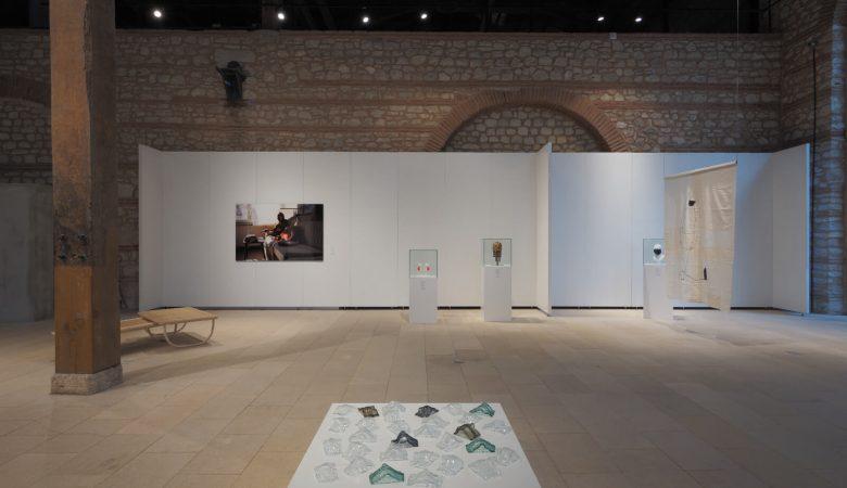 """""""Maske/Çağrışımlar"""" Baksı Müzesi'nden Sonra Fişekhane'de Ziyarete Açıldı"""