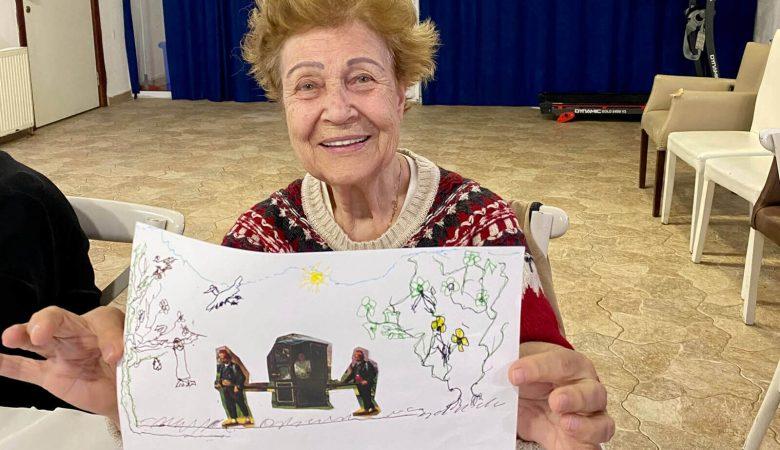 Pera Öğrenme, 60 Yaş Üzeri Sanatseverleri Müzede Sanal Tura Davet Ediyor