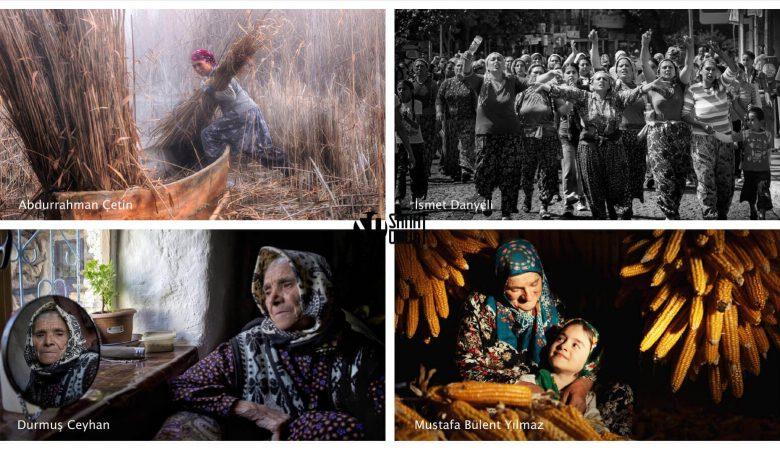 """""""Kadın! Bir Gün Değil Her Gün"""" Saygı Temalı Ödüllü Fotoğraf Kupası Sona Erdi"""