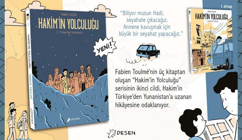 """Hakim'in Yolculuğu, """"Türkiye'den Yunanistan'a"""" Devam Ediyor"""