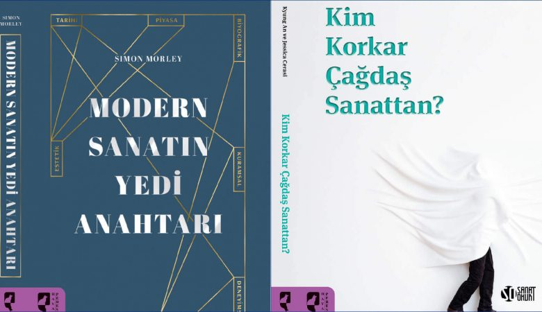 Modern ve Çağdaş Sanatın Şifrelerini Bu Kitaplarla Çözeceksiniz!