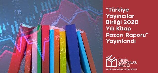 2020 Türkiye Kitap Pazarı Raporu Açıklandı