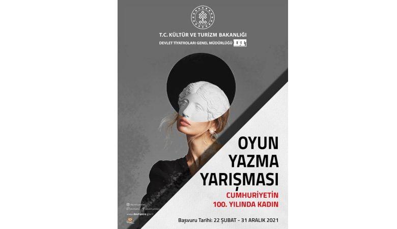 Türk Tiyatrosu Yeni Yazarlarını Arıyor!