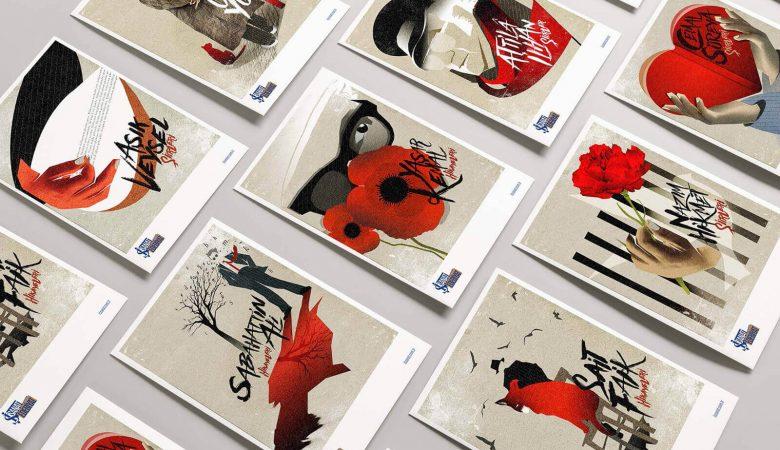 Emrah Yücel İmzalı İş Sanat'ın Afişlerine Uluslararası Ödül