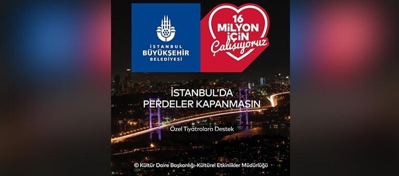 İBB'den Çağrı: İstanbul'da Alkış Sesleri Yeniden Yükselecek!