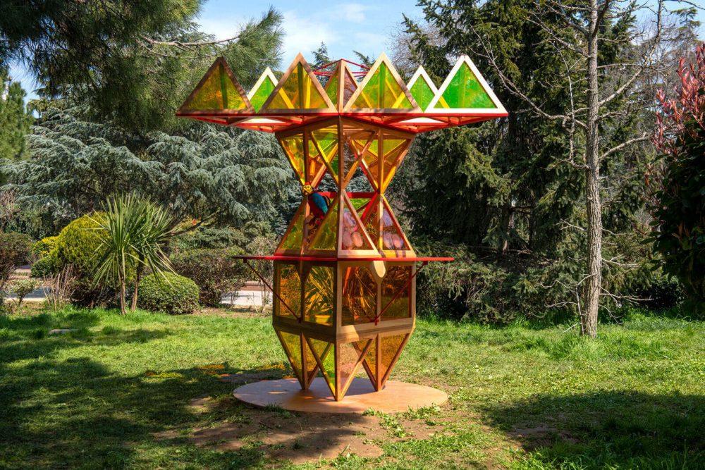 5. İstanbul Tasarım Bienali, Beş Yeni Eserle Veda Etmeye Hazırlanıyor