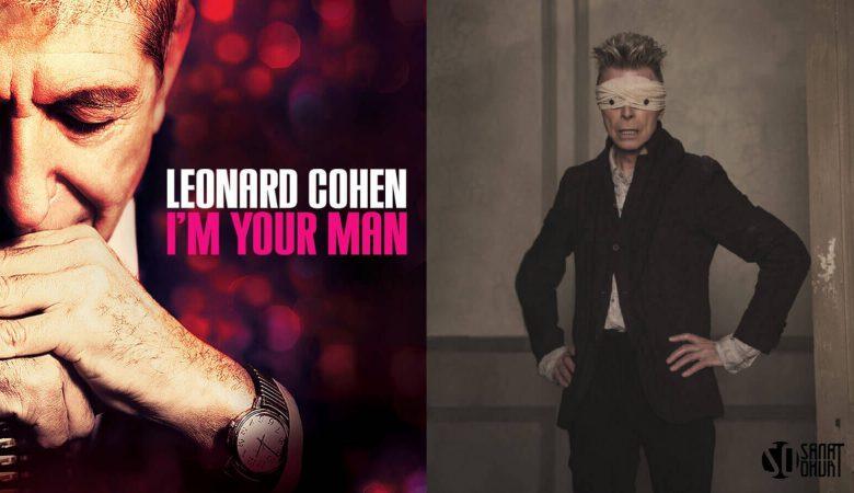 Müziğin Efsane İsimlerinden Leonard Cohen ve David Bowie Belgeselleri GAİN'de