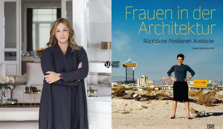 Melkan Gürsel, Dünyaca Ünlü 36 Kadın Mimar Arasında