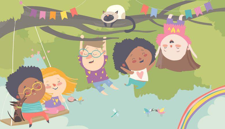 Pera Öğrenme'den Farklı Yaş Gruplarından Çocuklara 23 Nisan Programı