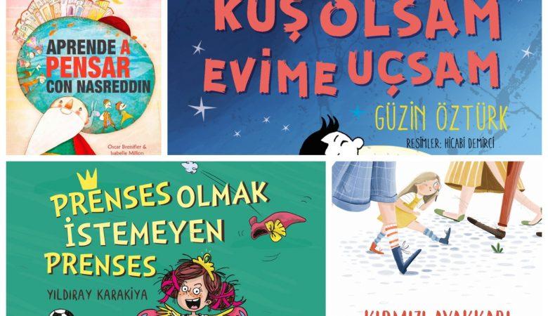Tudem kitapları dünya çocuklarıyla buluşuyor!
