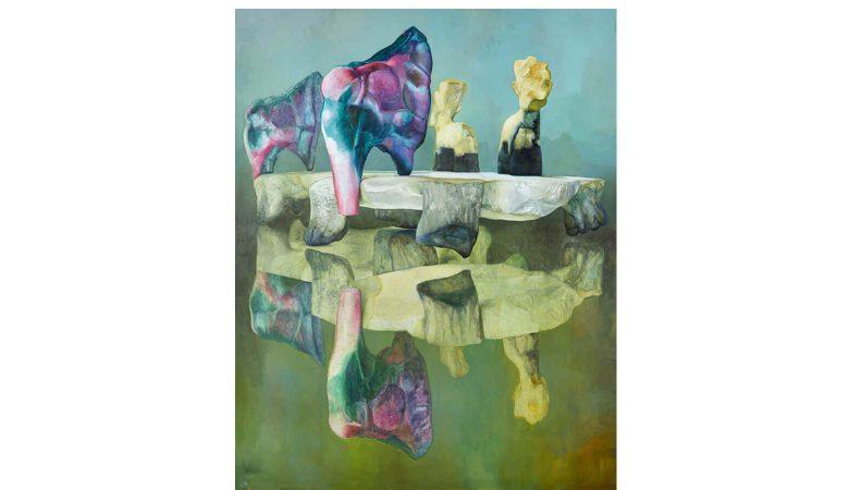 Maude Maris, Son Dönem Çalışmalarıyla Pi Artworks İstanbul'da
